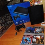 Sony PlayStation 3 Super Slim 500Gb, Новосибирск