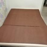 Продам диван кровать с ортопедический матрацом, Новосибирск