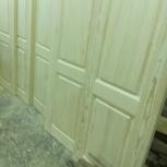 Ставни деревянные для дома и дачи производство по размерам из сосны, Новосибирск