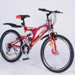 Горный велосипед RiTM RD24, Новосибирск