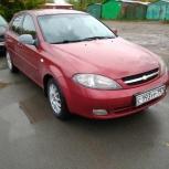 Аренда авто. Выкуп. Chevrolet lacetti, акпп, левый руль, Новосибирск