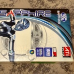 Видеокарта Sapphire Radeon X1950 Pro 512Mb, Новосибирск