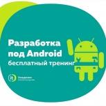"""Тренинг """"Почему выбирают Android-разработку"""", Новосибирск"""