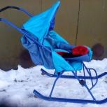 Породам санки коляска, Новосибирск