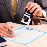 Оформим документы для регистрации ООО и ИП за 1 день, Новосибирск