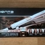 Продам утюжок для волос выпрямление + завивка Rowenta Beauty, Новосибирск