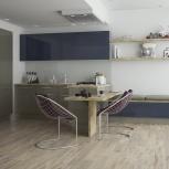 Кухонный гарнитур «Пост-АВ Георгин/Пост-АВ Шалфей»(погонный метр), Новосибирск