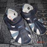 продам детские сандали р 30 и 31 новые, Новосибирск