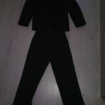 Детский костюм (van cliff) размер 32 серый, Новосибирск