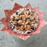 Букет из орехов, Новосибирск