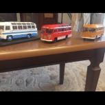 Коллекционные Автобусы ПАЗ, Новосибирск