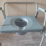 Кресло стул с санитарным оснащением, Новосибирск