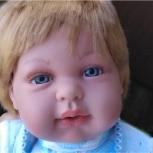 Кукла мягконабивная. Пупс. Сделано в Испании, Новосибирск