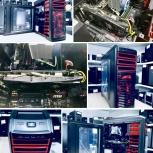 Достойный системный блок 8 ядер/GTX1060/SSD 240Gb/DDR3 8Gb, Новосибирск