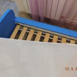 детская кровать + ортопедический матрас, Новосибирск