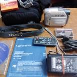 Продам видеокамеру Sony DCR-HC19E, Новосибирск