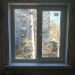 Изготовление и монтаж ПВХ окон, и алюминиевых конструкций., Новосибирск