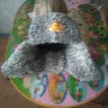 Продам генеральская шапку ушанку из каракуля, Новосибирск
