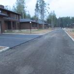 Устройство дорог из Асфальтной крошки,асфальта,щебня,гарантия качества, Новосибирск