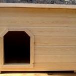 Будка для собаки Модель Дик, Новосибирск