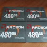 Твердотельный накопитель AMD 480 GB R5SL480G, Новосибирск