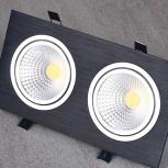 Продам встраиваемые точечные светильники, Новосибирск