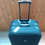 продам новый большой чемодан, Новосибирск