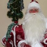 Деда Мороз и Снегурочка, Новосибирск