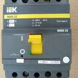 Выключатель автоматический ВА 88-33 3Р 160А, Новосибирск
