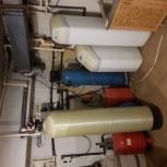 Система очистки воды из скважины, Новосибирск