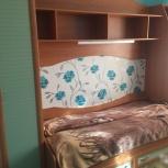 Продам стенку с кроватью, Новосибирск