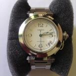 Оригинальные швейцарские часы Cartier, Новосибирск