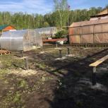Свайно винтовой фундамент под ключ за один день, Новосибирск