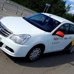 Аренда/выкуп Nissan Almera 2018 г. АКПП. Газ., Новосибирск