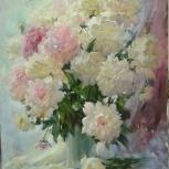 Картина маслом, живопись, Новосибирск
