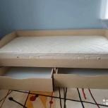 Кровать 1 спальную, Новосибирск