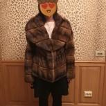 Продам норковую шубку в отличном состоянии, Новосибирск