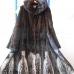 Шуба норковая 46 размер, Новосибирск