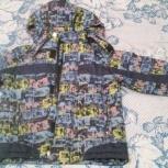 Куртка демисезонная бу, рост 128, Новосибирск