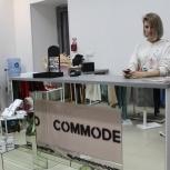 Магазин дизайнерской женской одежды, Новосибирск