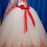 Шикарные свадебные платья с цветным кружевом, Новосибирск