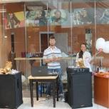 Колонки для праздника/корпоратива, Новосибирск