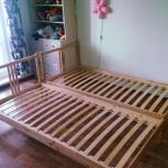 Продам две кровати, Новосибирск