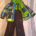 Зимний костюм на мальчика 128-136, Новосибирск