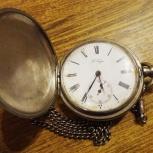 Часы Павелъ Буре 1913 года, Новосибирск