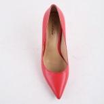 Продам красные туфли лодочки на шпильке, Новосибирск