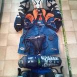 Хоккейная форма, Новосибирск