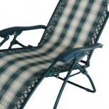 Шезлонг  туристический кресло  новый, Новосибирск
