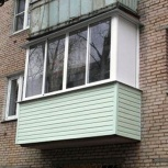 Остекление балконов бюджетно. Цены снижены!, Новосибирск