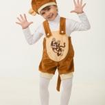 Маскарадный костюм обезьянка для малышей, Новосибирск